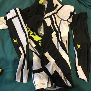 Smashfest Queen Jersey and arm warmers- Small
